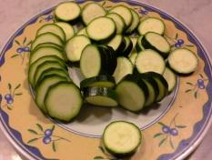 spiedini di zucchine e provolone.1